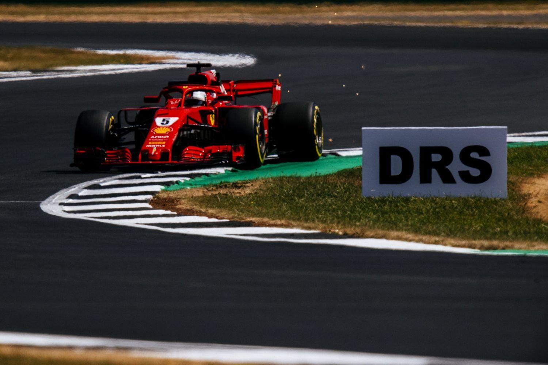 © Scuderia-Ferrari - Sebastian Vettel n'est pas ouvert à l'idée de laisser Lewis Hamilton mener les débats