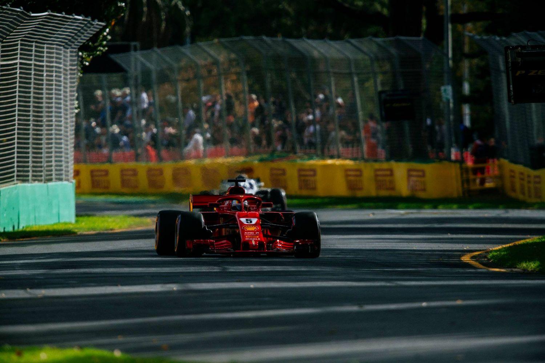 © Scuderia Ferrari - Comme en 2017, Sebastian Vettel empoche le Grand Prix d'ouverture !