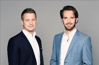 © TF1 - Le nouveau duo de commentateurs de la F1 sur TF1