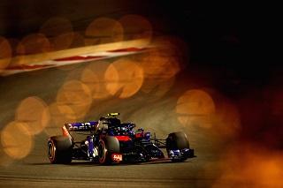 © Toro Rosso - Gasly a fait briller sa ToroRosso à trois reprises cette saison