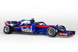 © Toro Rosso - La STR13 prendra la piste ce matin à Barcelone