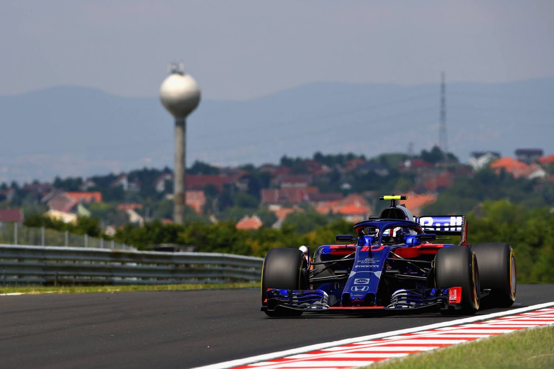 © Toro Rosso - Pierre Gasly retrouve le top 10 avec cette belle sixième place !