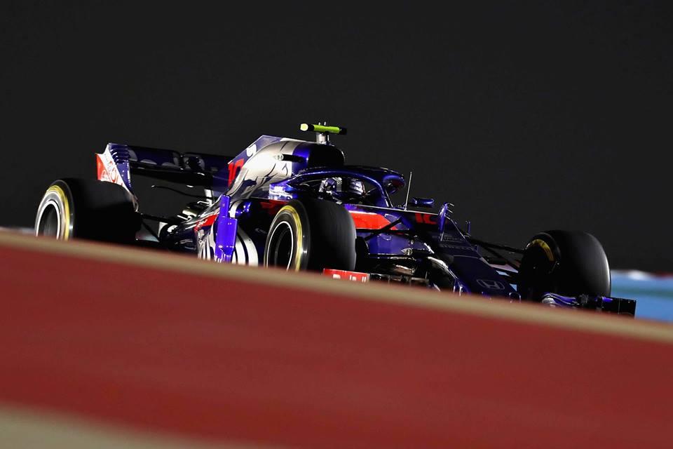© Toro Rosso - La performance de Gasly est-elle votre moment fort du week-end ?