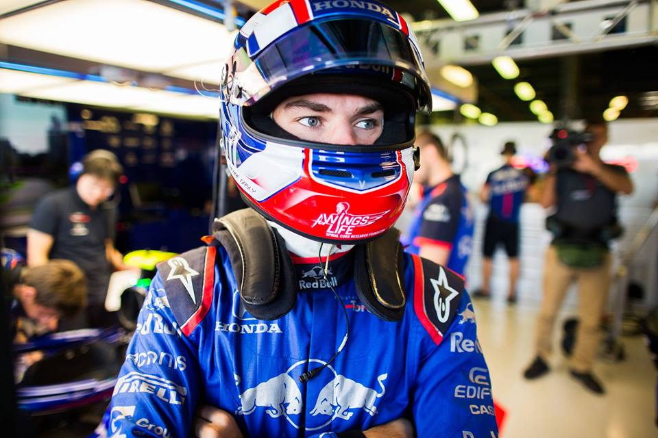 © Toro Rosso - Pierre Gasly s'est rendu coupable d'une erreur de jugement qui a changé la face du Grand Prix
