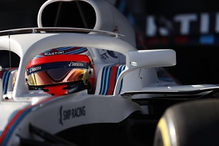 © Williams - Kubica n'arrive pas seul chez Williams