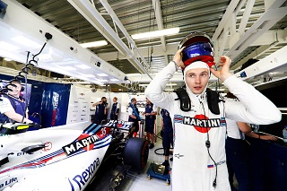 © Williams - Sirotkin rebondit après son passage en F1