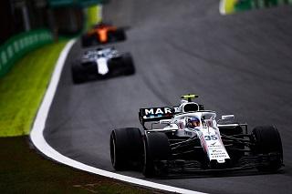 © Williams - Une saison très difficile pour Williams et ses pilotes