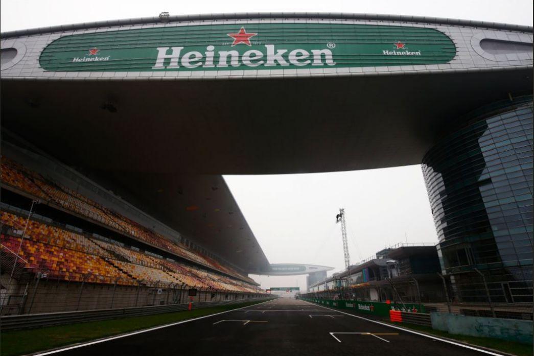 © Grand Prix de Chine - la F1 dans l'attente d'une date