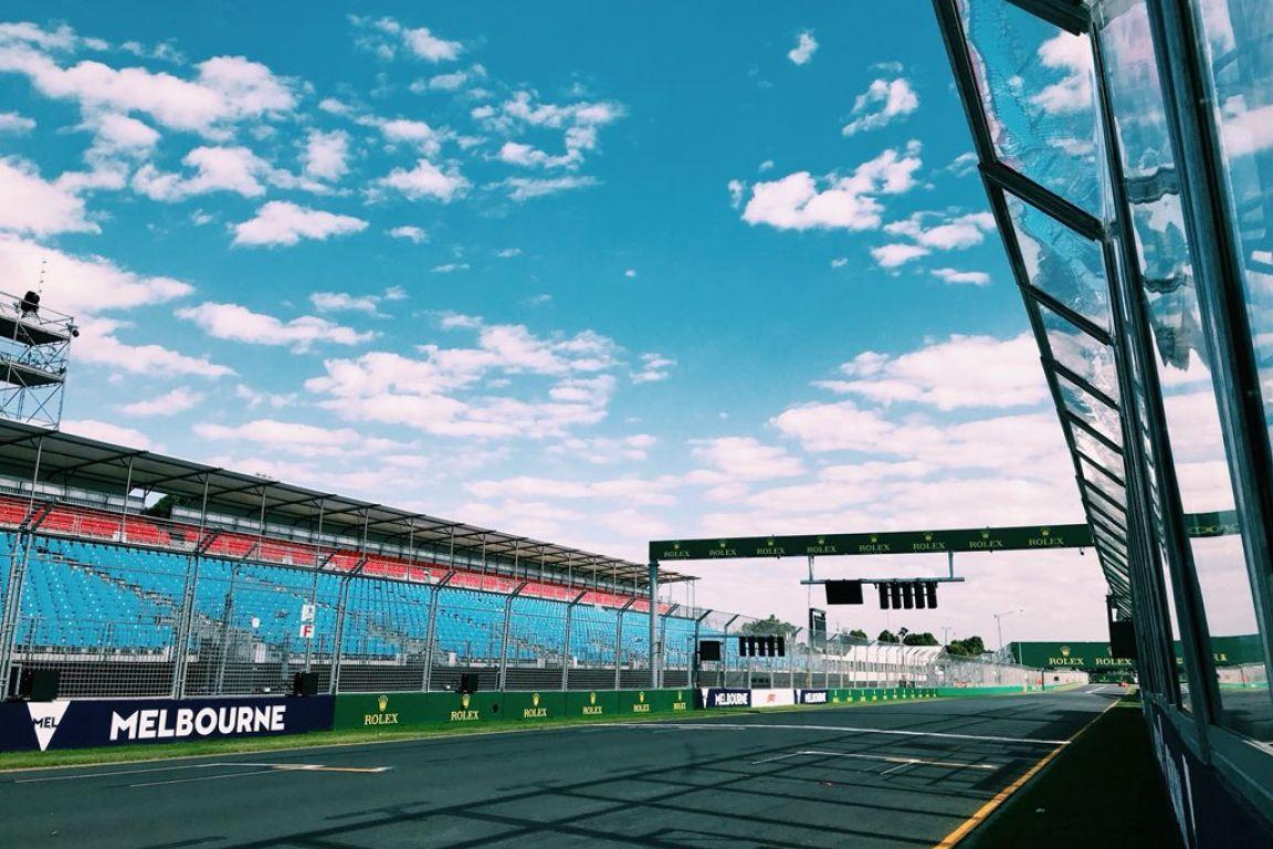 © Mercedes-AMG - Un temps radieux annonciateur d'une belle saison pleine d'action ?