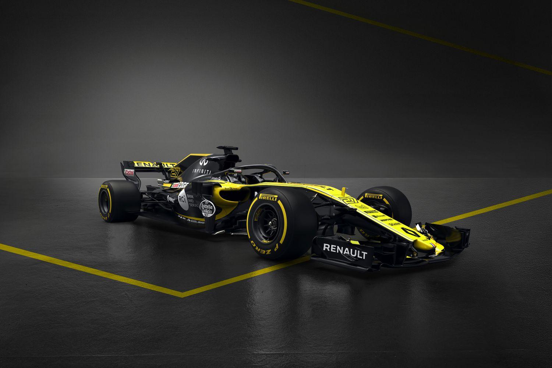 © Renault - Football et F1 se rapprochent