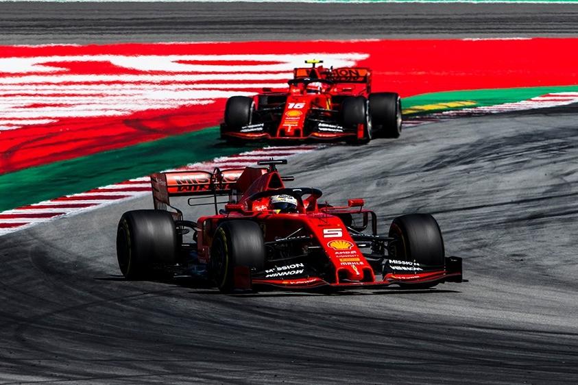 © Ferrari- Toujours pas de victoire pour la Scuderia Ferrari en 2019 !
