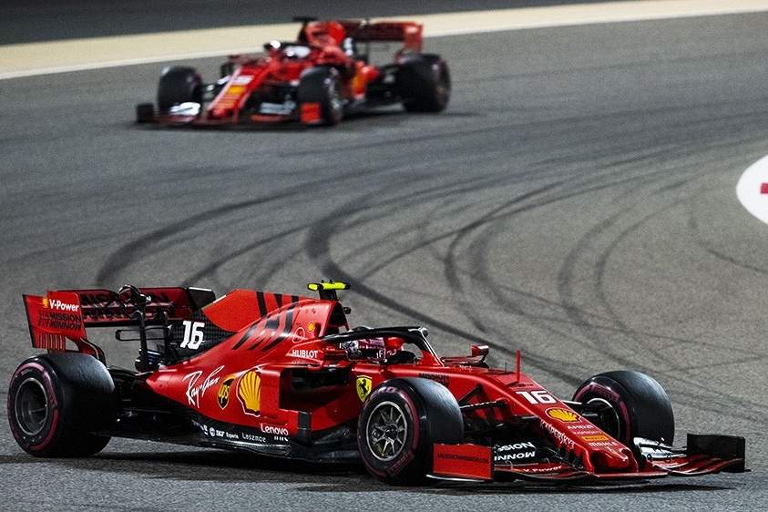 © Scuderia Ferrari - Derrière Leclerc, Vettel loupe le coche sur ce week-end bahreïnien