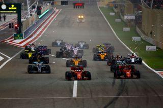 © F1- Les GP de Bahreïn et du Vietnam reportés