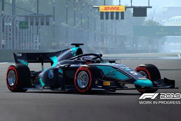 © Codemaster - La saison 2019 de Formule 2 est dorénavant disponible