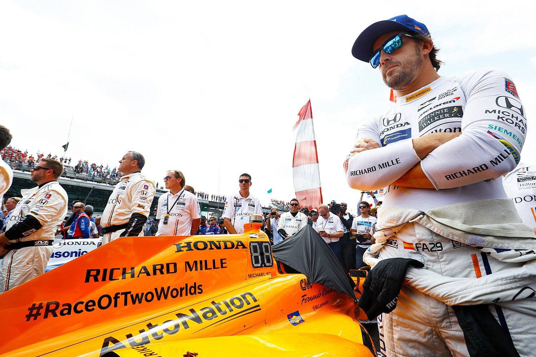 © McLaren - Alonso entre de bonnes mains avec MindMaze