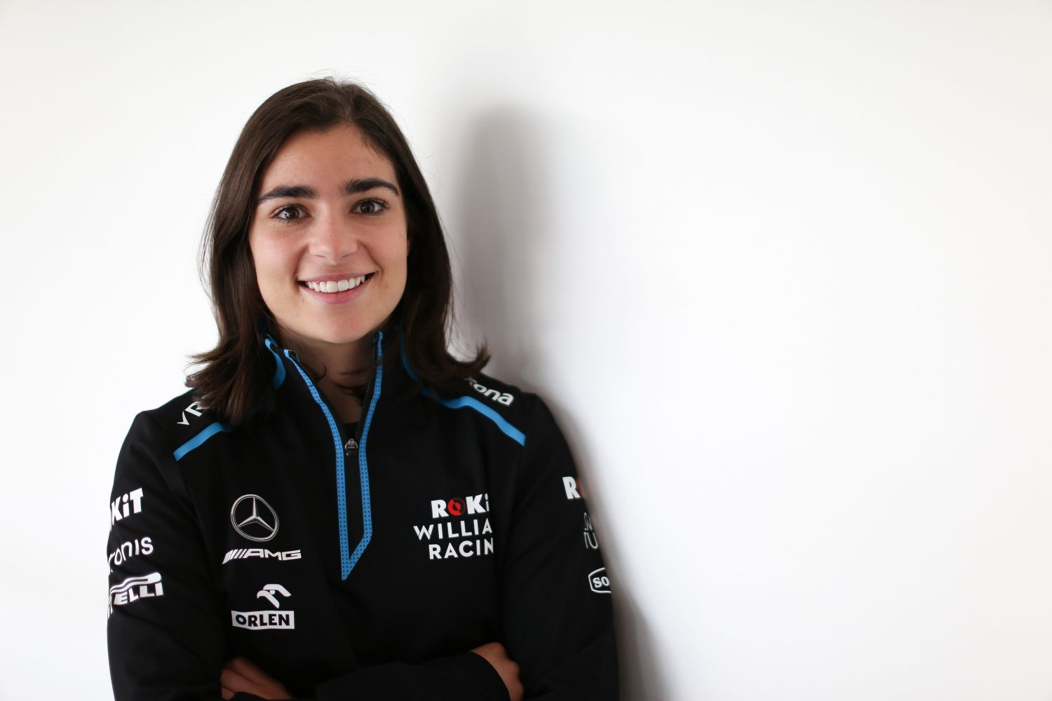 Jamie Chadwick reste chez Williams en 2020