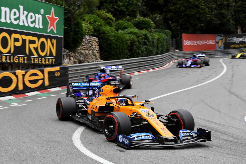© McLaren - Carlos Sainz encore dans le top 10 !