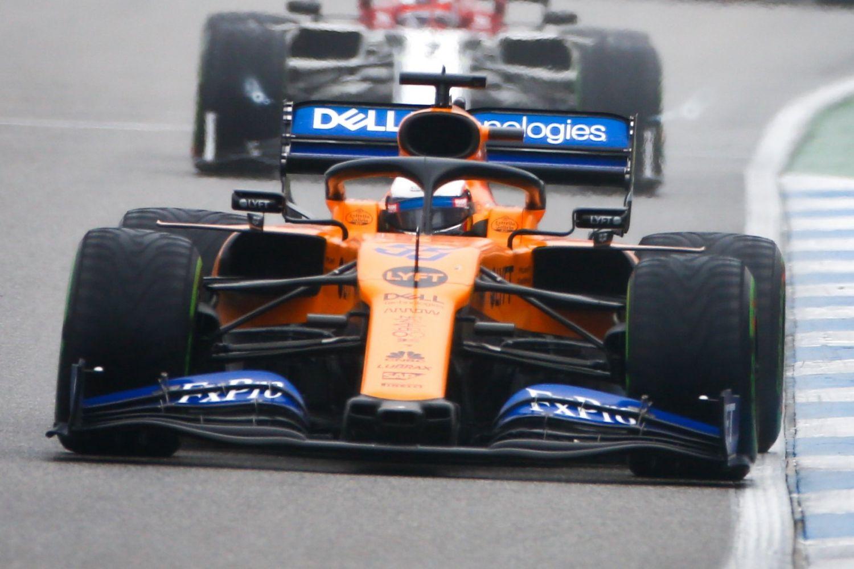 ©McLaren -  La McLaren MCL34 en bonne progression en 2019