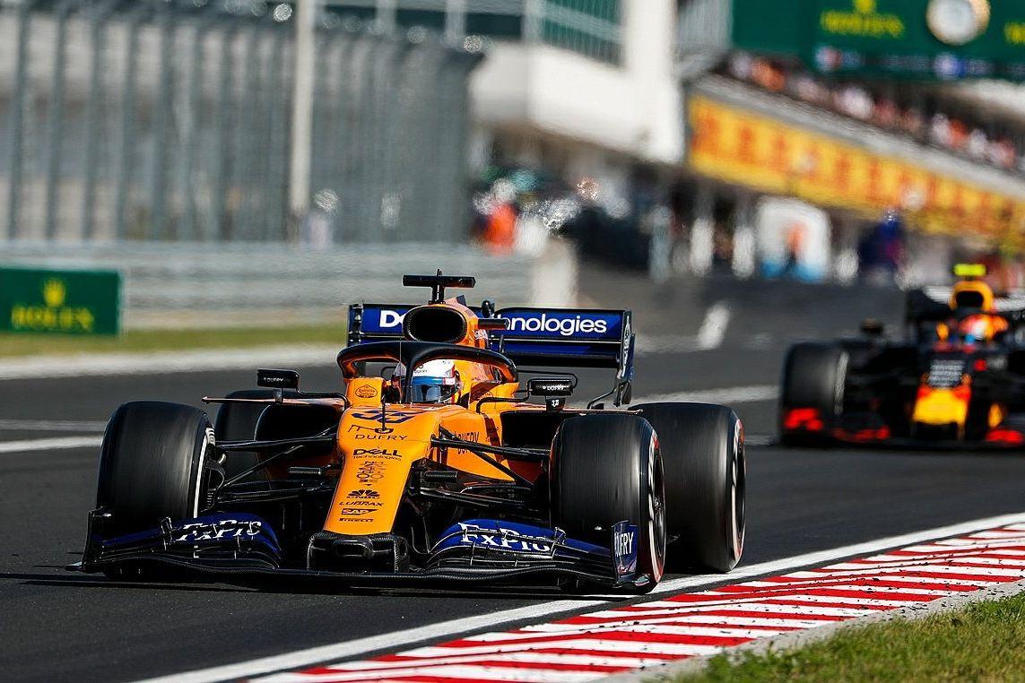 © McLaren - Carlos Sainz a dominé Pierre Gasly durant toute la course