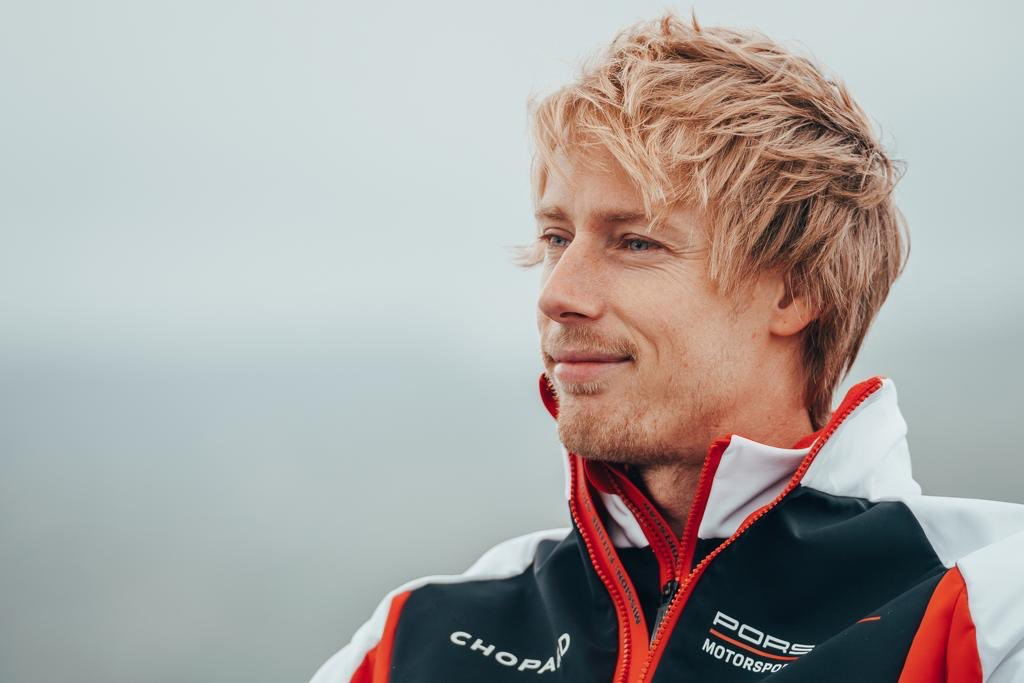 © Porsche - Brendon Hartley rejoint Geox Dragon en Formule E