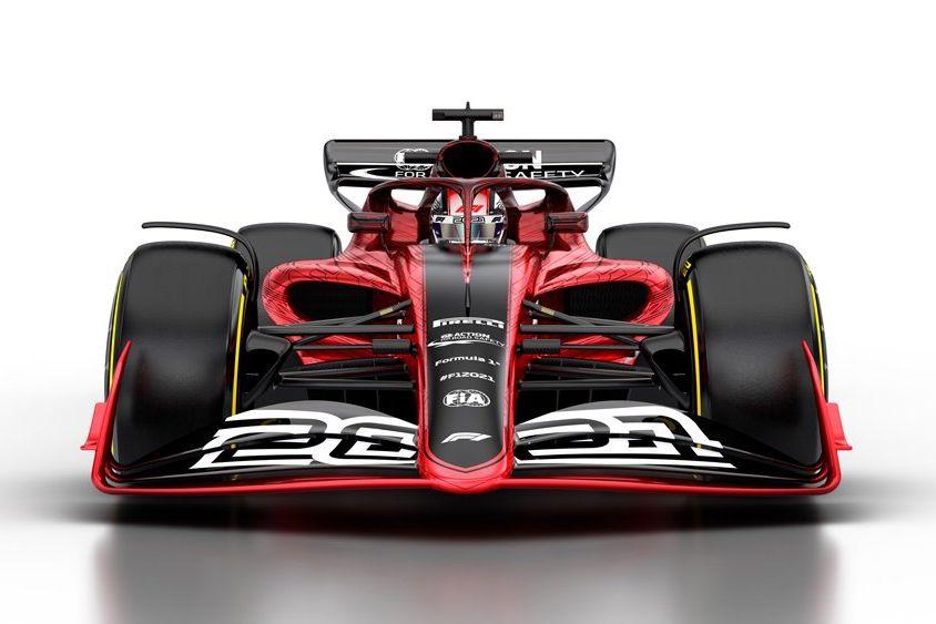 © FOM - Premières images des F1 de 2021