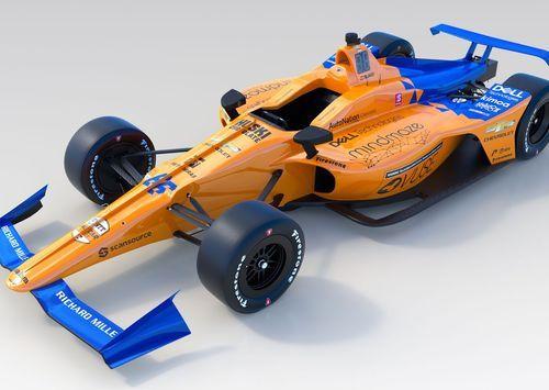 © McLaren- Alonso en route vers l'Amérique