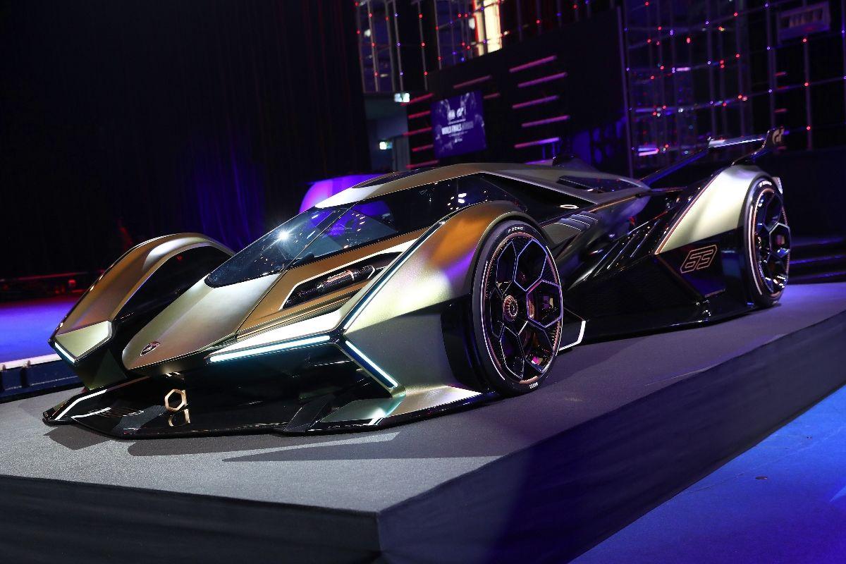 Lamborghini de Gran Turismo