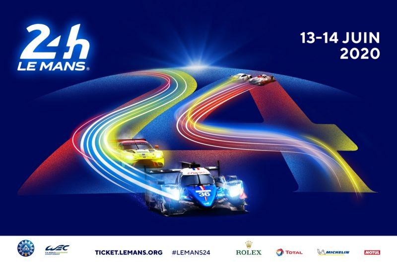 © 24 heures du Mans - L'ACO a reçu 75 demandes d'engagement pour les 24 heures du Mans 2020