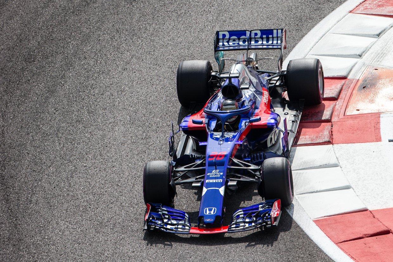 © Toro Rosso - L'équipe italienne accueille un nouveau sponsor
