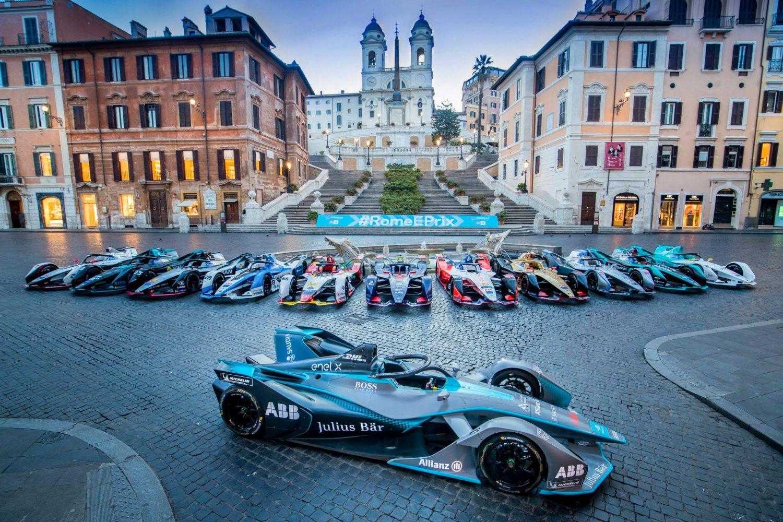 © Formule E - Le calendrier officiel dévoilé