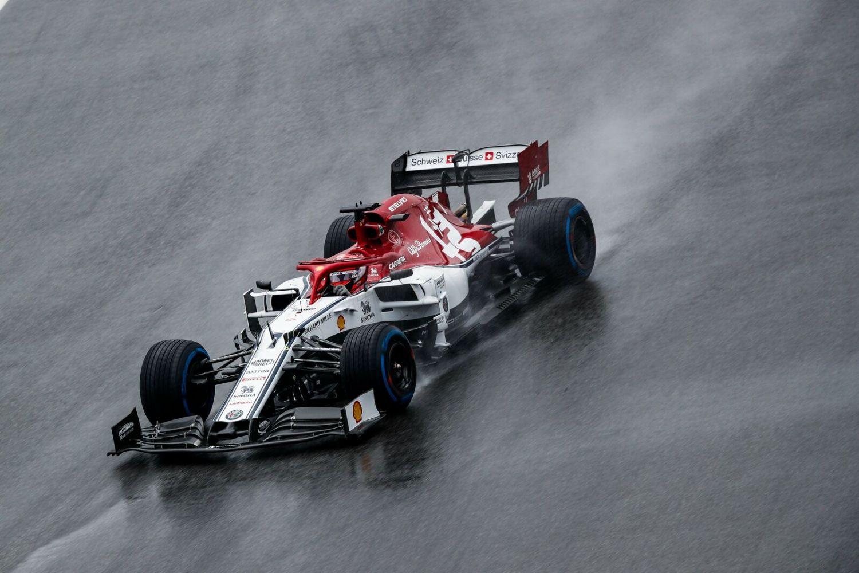 Kimi Raikkonen et Alfa Romeo perdent gros en Allemagne
