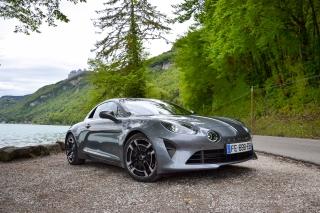 © Gary Eisinger - La Renault Alpine A110 en version Légende