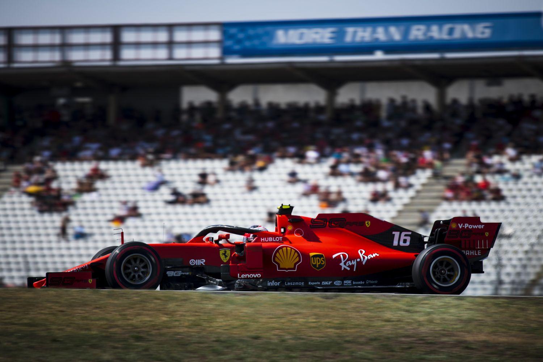 © Ferrari - Leclerc, vers une nouvelle pole ?