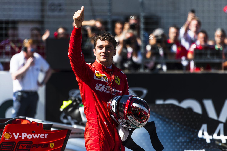 © Ferrari - Charles Leclerc aura-t-il le sourire à l'arrivée ?