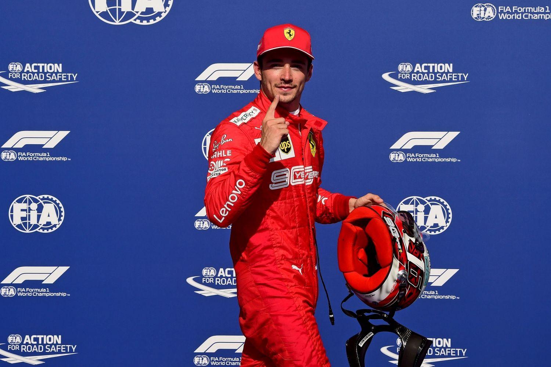© Scuderia Ferrari - Une première victoire chargée en émotion pour Leclerc