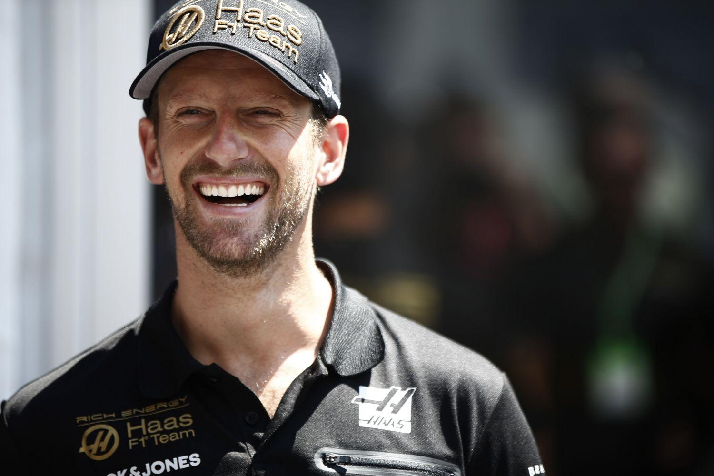 © Haas - Romain Grosjean a de grands objectifs en IndyCar