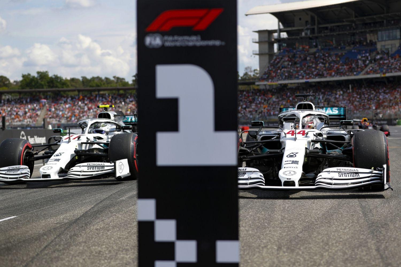 © Mercedes - Succès total pour Mercedes en 2019