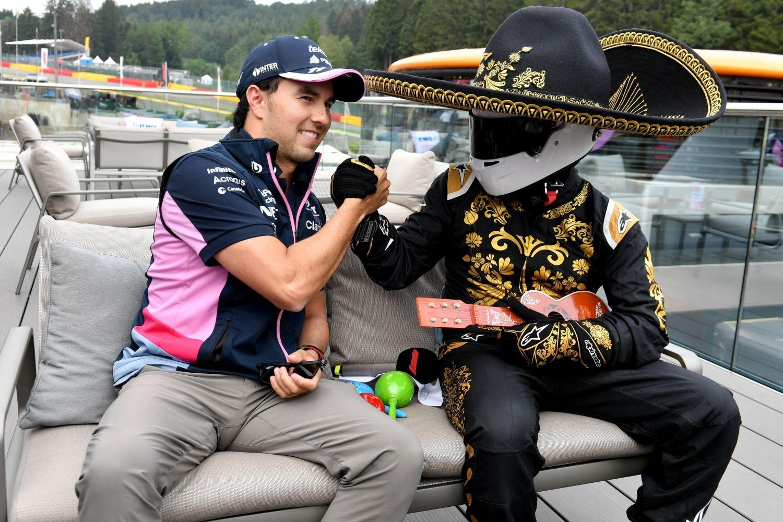 © Racing Point - Sergio Perez va garder ses couleurs pendant longtemps encore