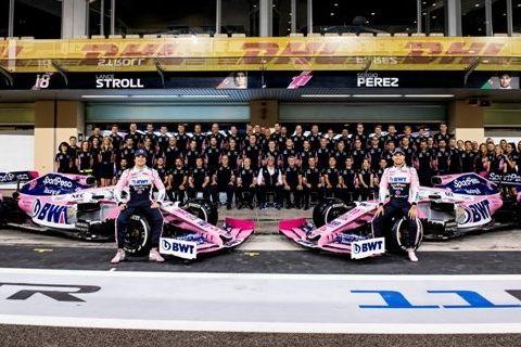© Racing Point - La nouvelle monoplace sera dévoilée en Autriche