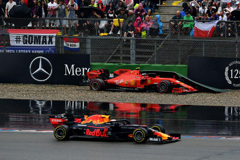 © Red Bull - Max Verstappen a évité tous les pièges d'Hockenheim