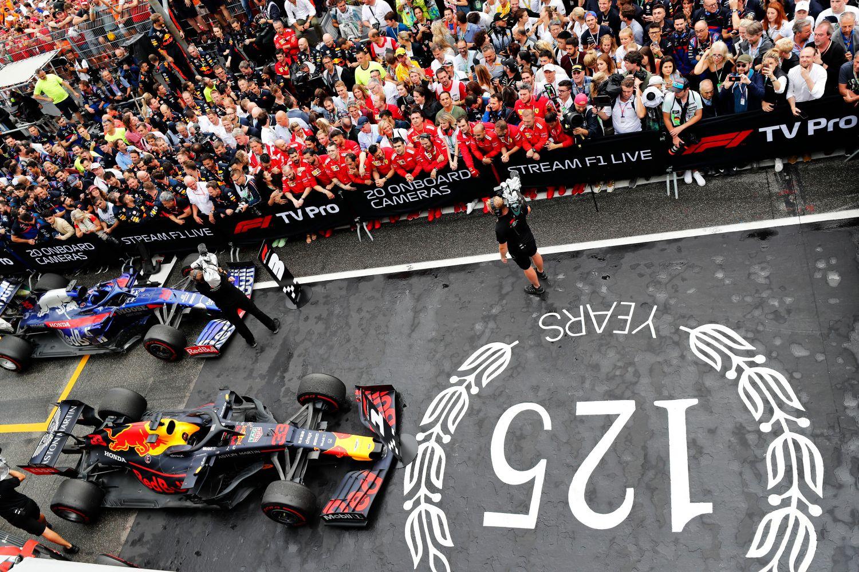 © Red Bull - Quel événement a retenu votre attention sur ce week-end à Hockenheim?
