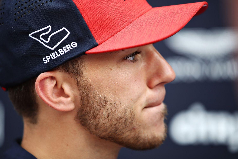 © Red Bull - Pierre Gasly est finalement relégué chez Toro Rosso pour la fin de la saison !