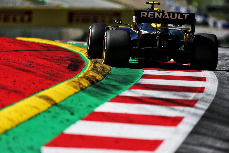 © Renault - Les vibreurs autrichiens ont joué des tours à Renault