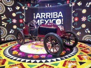 © Renault - La marque célèbre le Mexique
