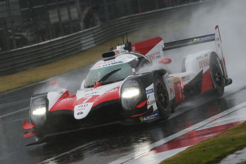 © Toyota Gazoo Racing -  Vainqueur en 2018, Kamui Kobayashi détient aussi le meilleur tour en course sur le circuit