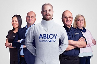 © Abloy - Un nouveau sponsor pour Valtteri Bottas