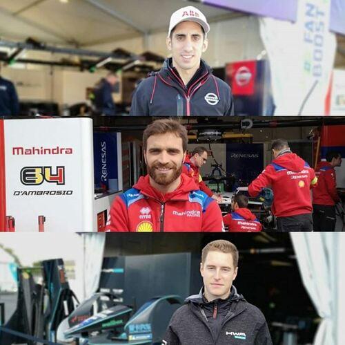 © Alexandre Lepère / Motors Inside - Un sacré trio de pilotes de Formule E a répondu à nos questions !