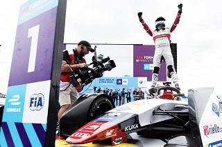 © Audi Sport - Di Grassi remporte sa deuxième victoire de la saison