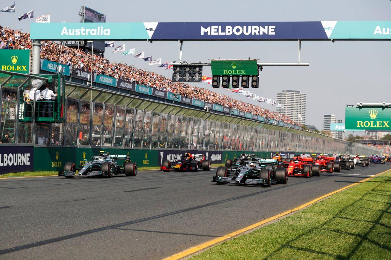 © Australian Grand Prix - Quel événement a retenu votre attention à Melbourne ?