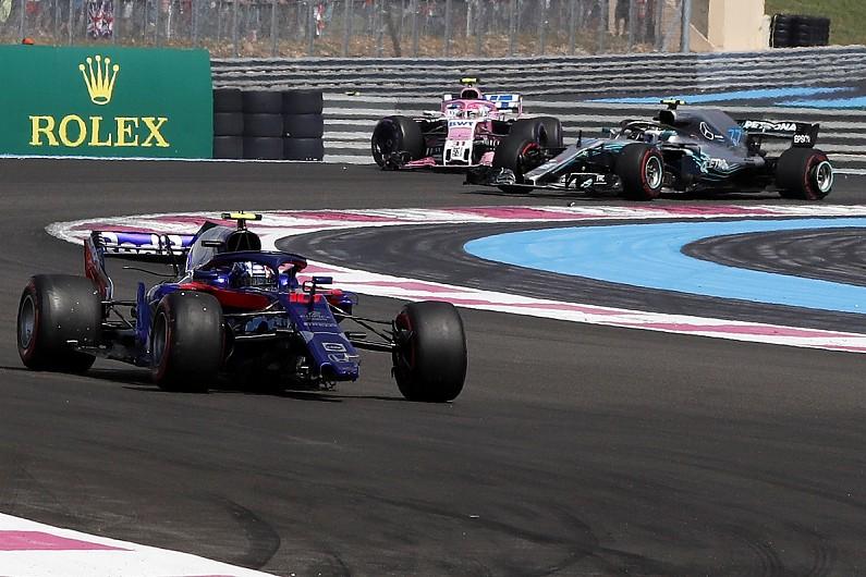 © Autosport - L'édition 2018 a été marquée par deux accrochages au premier tour, dont celui entre Pierre Gasly et Esteban Ocon !